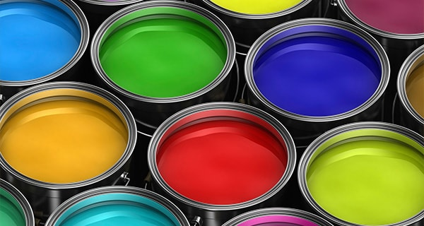 Applications of Lime - paint industry